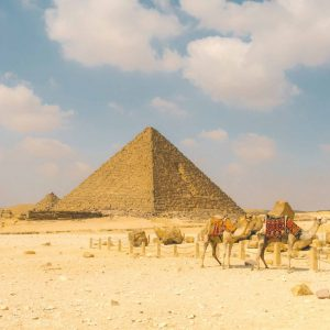 pyramids egypt travel