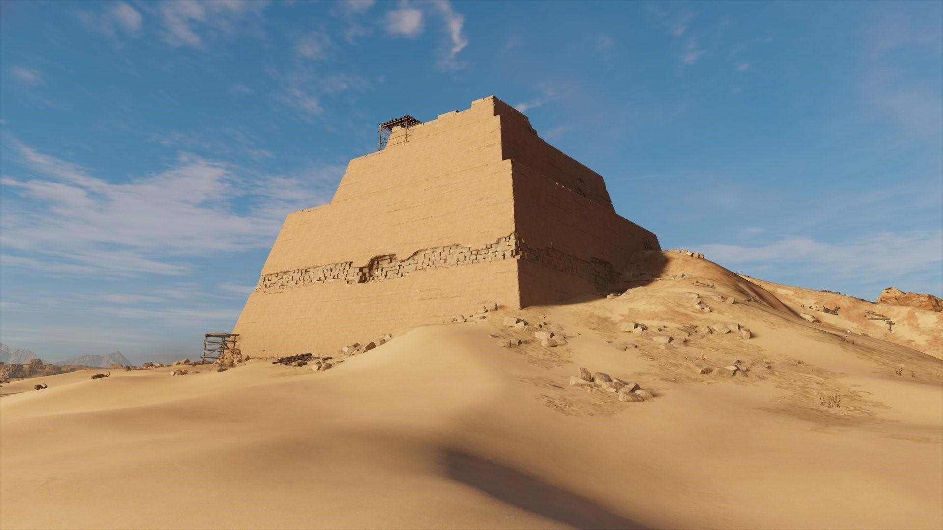 Pyramids of Fayouim