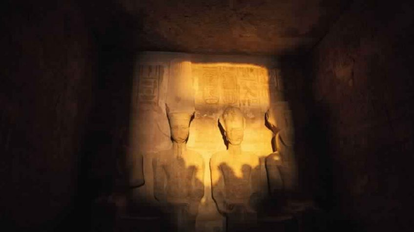 All Nubian Monuments and Attractions on Lake Nasser . egypt travel packages celebrate Abu Simbel sun festival
