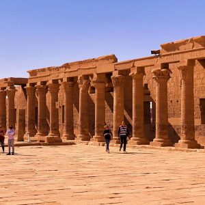 temple of Goddess Isis Egypt tour