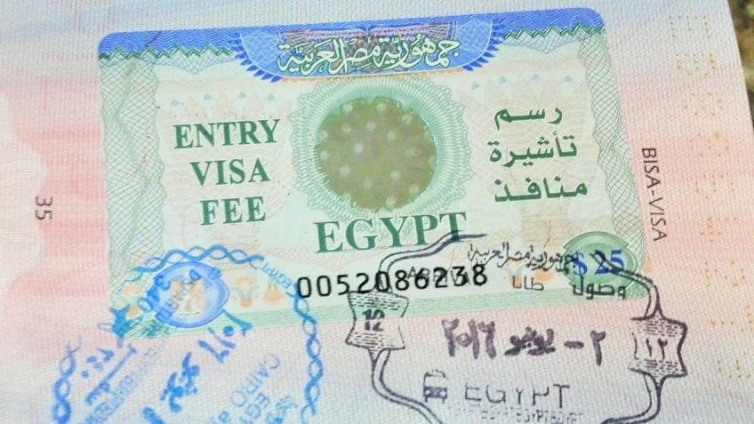 Egypt Visa on Arrival