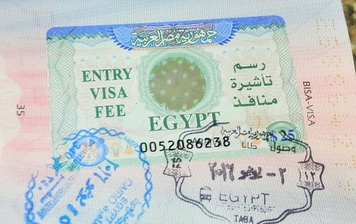 Egypt Visa on Arrival