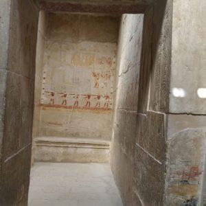 sakkara tomb