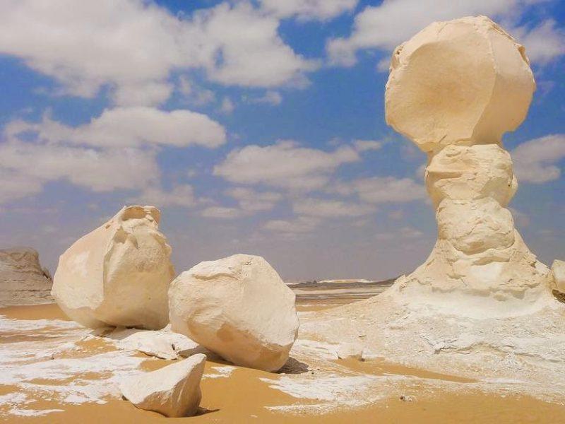 Egypt Safari Adventures, Egypt White Desert Overnight Camping & Safari