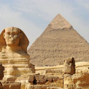 Egyptian Legacy From Cairo to Abu Simbel, egypt tours, clasic egypt tours, trip to egypt sphinx image