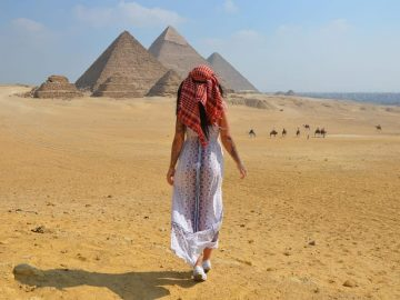 Full Day Pyramids of Giza & Sphinx & The Egyptian Museum, Egypt Travel Essentials Things You Must Pack for Egypt