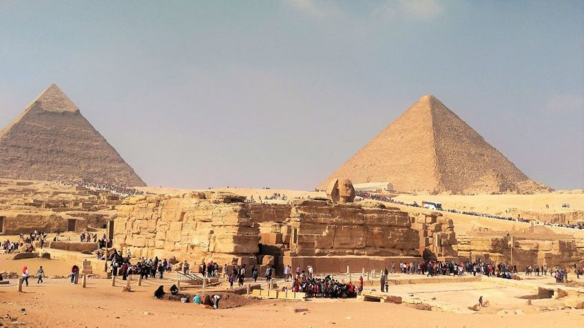 Royal Tour of Egypt- Luxurious Holiday, EGYPT SPECIAL OFFERS & VACATION DEALS!, Mysteries, Facts and History of the Pyramids of Giza