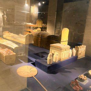 best egyptian museum treasures
