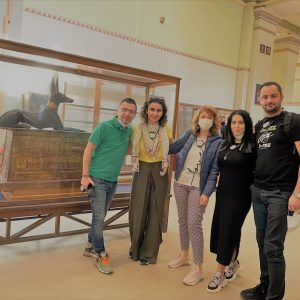 egyptian museum cairo bets tour