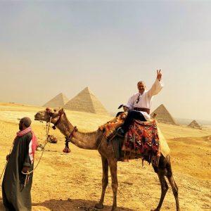 solo man travel to egypt best tour