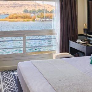 the best luxury nile cruise