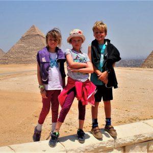 family trip egypt