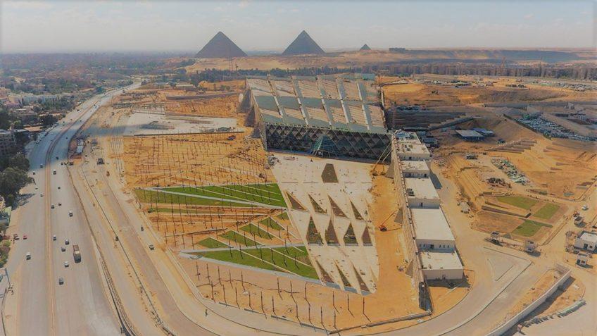 EGYPT'S GRAND EGYPTIAN MUSEUM