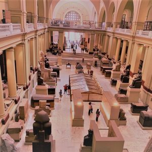 egyptian museum at tahrir