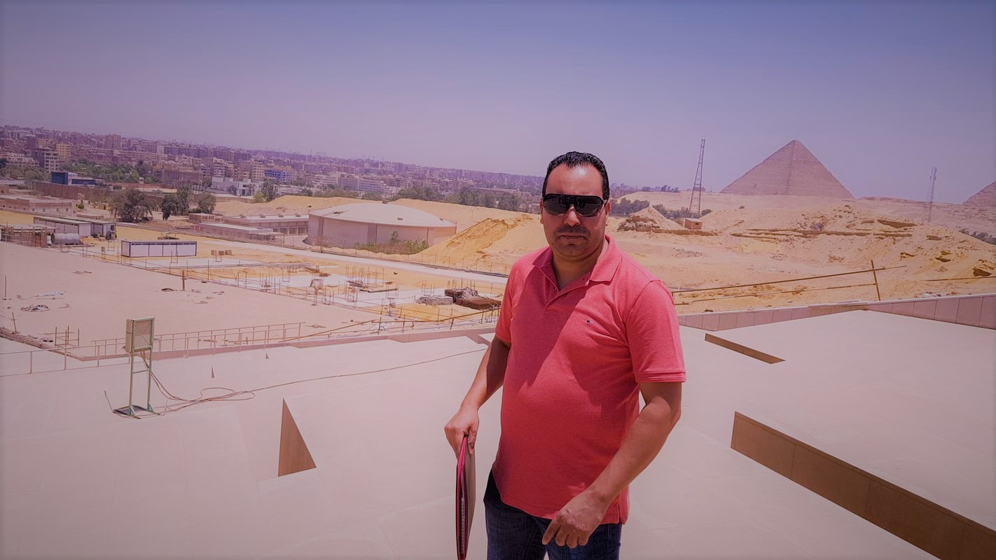 What the Grand Egyptian Museum will look like?