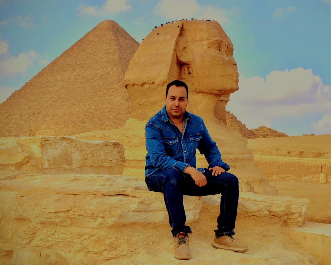Chairman of Look at Egypt tours