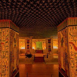 Tomb of Nefertari valley of the queens