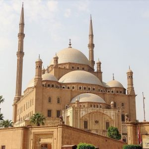 cittadel albaster mosque