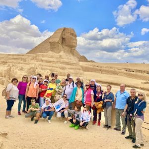 Exploring egypt and reefs