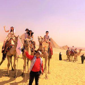 best family trip egypt